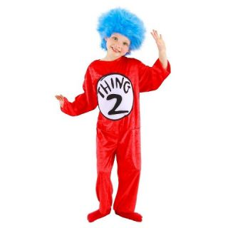Dr. Suess Thing 1 and 2 Toddler/Child Costume