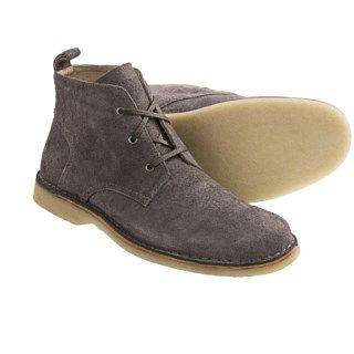 Andrew Marc Dorchester Crepe Chukka Boots (For Men) 9497W 86