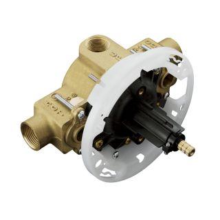 KOHLER 4 in L 1/2 in Sweat Brass Wall Faucet Valve