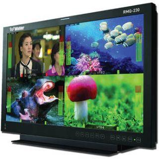 "Wohler RMQ 230 A 23"" Diagonal Quad Split LCD RMQ 230 A"