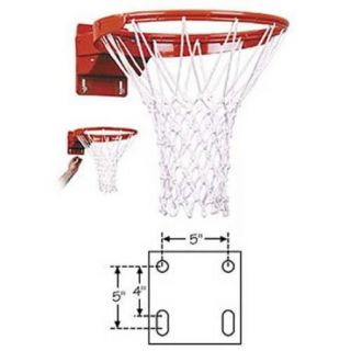 FT194TA First Team Premium Competition Tube Tie Breakaway Basketball Rim