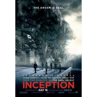 Inception   Style G Movie Poster (11 x 17)