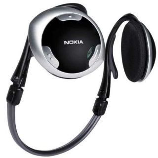 Nokia BH 501 Bluetooth Stereo Headset, Up to 11 Hours of Operation & Music Listening Time 0276619