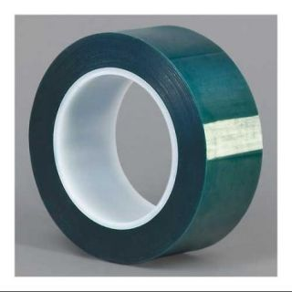 15C571 Masking Tape, Green, 1 1/2 In. x 72 Yd.