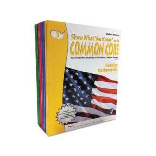 Lorenz Educational Press Common Core Assessment Reference Kit LRZNA3001