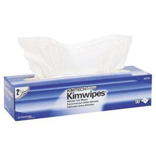 Kimtech Science Kimwipes Delicate Task Wipers (90 Box) KCC 34721
