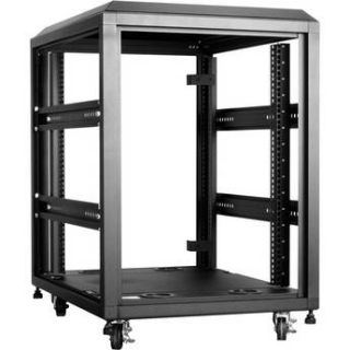 iStarUSA WX 158 800mm 4 Post Open Frame Rack (15 RU) WX 158