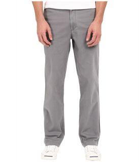 Dockers Mens Washed Khaki Straight Burma Grey