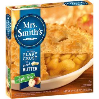 Mrs. Smith's Original Flaky Crust Apple Pie, 37 oz