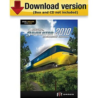 Trainz Simulator 2010: Engineers Edition for Windows (1 User) [Download]