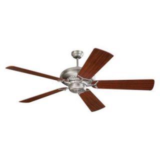 "Monte Carlo Grand Prix Five Blade 60"" Indoor Ceiling Fan"