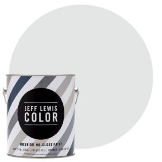 Jeff Lewis Color 1 gal. #JLC310 Sky No Gloss Ultra Low VOC Interior Paint 101310