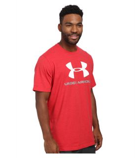 Under Armour Charged Cotton® Sportstyle Logo Red/Steel/White