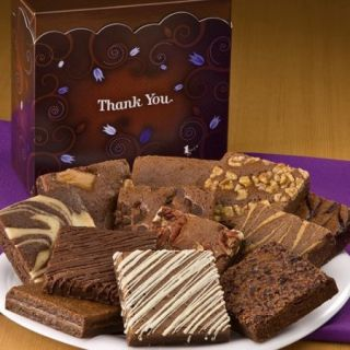 Fairytale Brownies Thank You Dozen Gift Box
