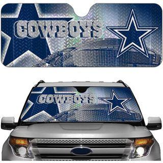 Dallas Cowboys NFL Auto Sunshade