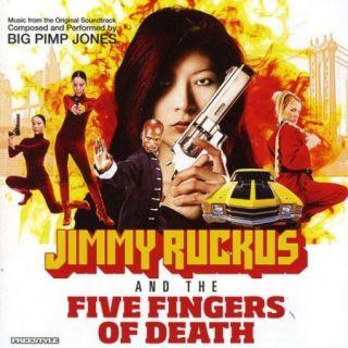 Jimmy Ruckus & Five Fingers Of Death