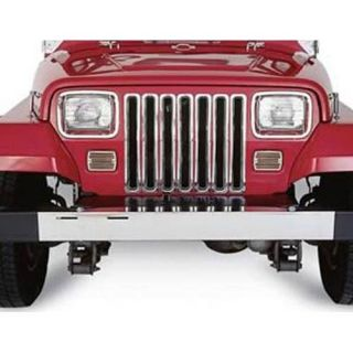 Rampage   Grille Inserts    Fits 1987 to 1995 YJ Wrangler