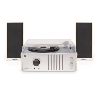 Crosley Radio Player Turntable with Detachable CR6018A NA