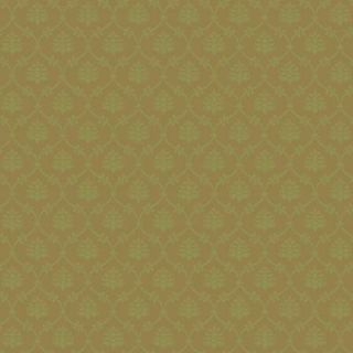The Wallpaper Company 56 sq. ft. Gold And Mint Linked Medallions Wallpaper WC1283569
