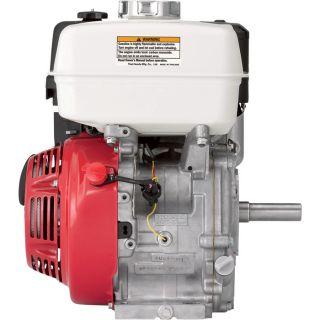 Honda Horizontal Engine with Cyclone Air Filter – 270cc, GX Series, 1in. x 3 31/64in. Shaft, Model# GX270UT2QXC9  241cc   390cc Honda Horizontal Engines