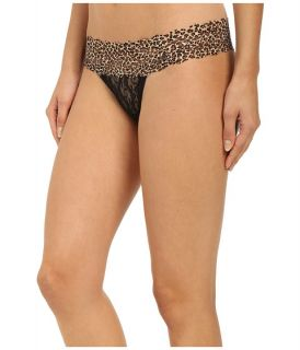b.temptd Lace Kiss Thong 3 Pack Night/Animal/Chinese Red/Animal