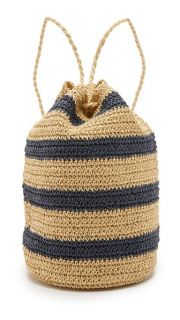 Hat Attack Drawstring Backpack