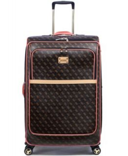 GUESS? Logo Affair 21 Carry On Spinner Suitcase