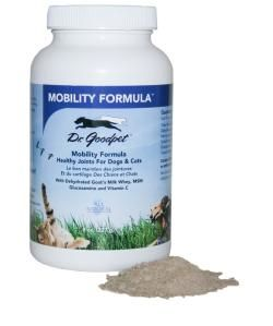 Dr. Goodpet Mobility Formula   All Natural Effective Hip & Joint Pain