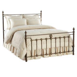 Bombay Warton Metal Panel Bed