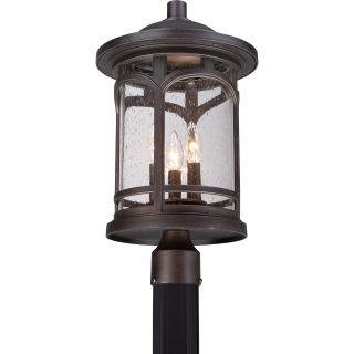 Marblehead 3 Light 17.5 Post Lantern Set by Quoizel