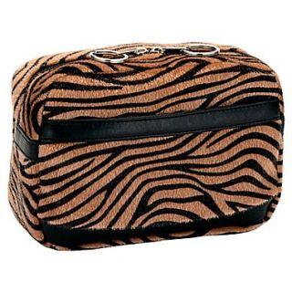 Nova Medical Products Polyester Mobility Handbag 6.5 x 10, Chocolate Zebra