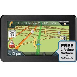 """Magellan Roadmate 9412t lm Automobile Portable Gps Navigator   7""""   Touchscreen   Junction View   Yes   Lifetime Map Updates   Lifetime Traffic Updates   Car, Truck, Sport Utility (rm9412swluc_7)"""