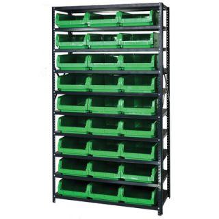 Quantum Storage Shelf Giant Open Hopper Magnum Storage Unit (Complete