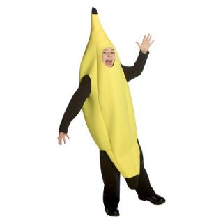 Kids Banana Deluxe Child Costume   OSFM