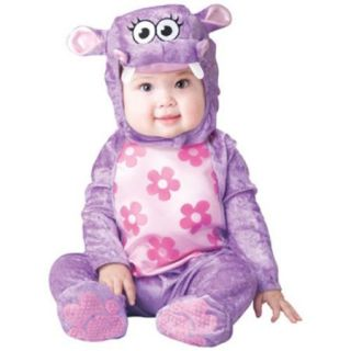 Infant Huggable Hippo Costume by Incharacter Costumes LLC 16025