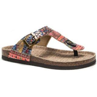 MUK LUKS Women's Tina Sandals
