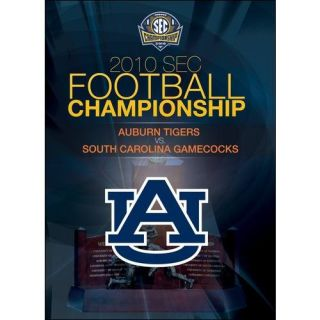 2010 SEC Championship: Auburn Vs. South Carolina