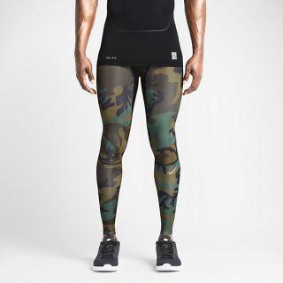 Nike Pro Hypercool Woodland Mens Tights.