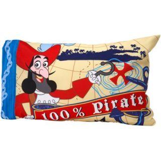 Disney   Jake & Neverland Pirates 3pc Toddler Bedding Set with BONUS Matching Pillow Case