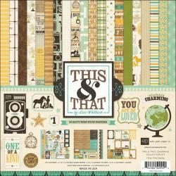 This & That Charming Collection Kit 12X12   14272783