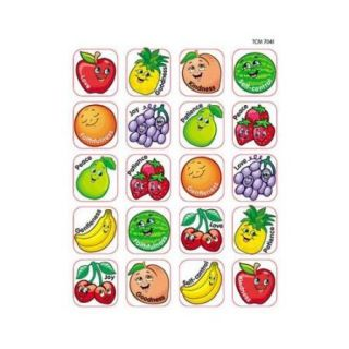STICKERS FRUIT OF THE SPIRIT SCBTCR7041 25 (pack of 25)
