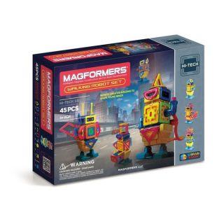 Magformers Walking Robot 45 piece Set   18969343