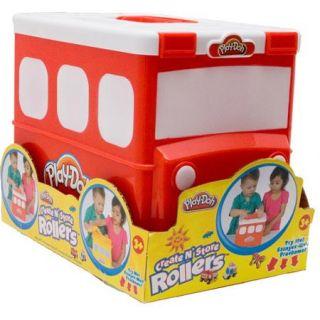 Play Doh Fire Truck Carrier