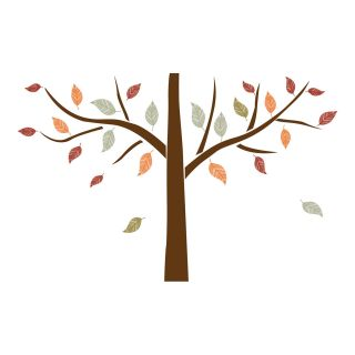 Ethnic Tree Wall Decal by WallPops!