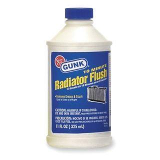 MOTOR MEDIC Lavado para Radiador,10 Min.,11 Oz   2WGC9|C1412   Grainger