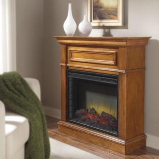 Pleasant Hearth Hawthorne Compact 23 Electric Fireplace
