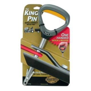 Good Vibrations Steel King Pin Hitch Pin 150