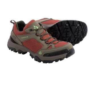 Roomy toe box   Review of Vasque Inhaler Low Gore Tex® Trail Shoes   Waterproof (For Women) by Retired Lady on 8/22/2016
