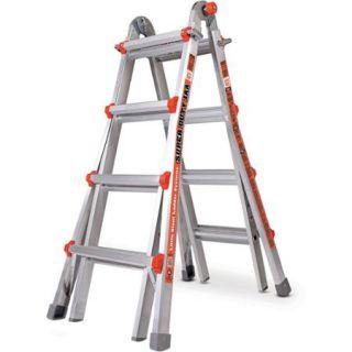 Little Giant Super Duty Type 1AA Model 17' Ladder