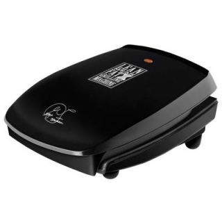 George Foreman Super Champ Grill in Black DISCONTINUED GR20B
